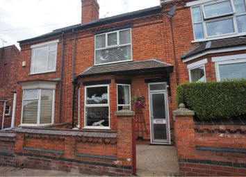 Thumbnail 3 bed terraced house for sale in Ellesmere Avenue, Lincoln