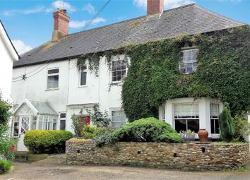 Thumbnail 3 bedroom end terrace house for sale in South Square, Colyton, Devon