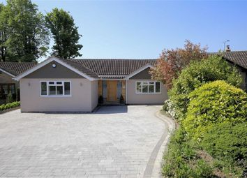 Thumbnail 4 bed detached bungalow for sale in Theydon Place, Epping, Essex