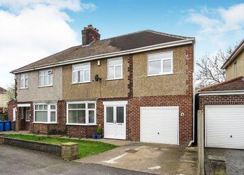 4 bed semi-detached house for sale in Foremark Avenue, Littleover, Derby DE23