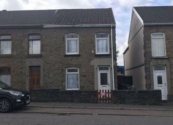 Thumbnail 3 bed semi-detached house for sale in Samlet Road, Llansamlet, Swansea