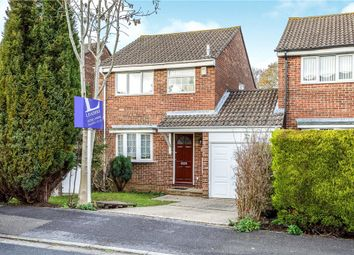 3 bed link-detached house for sale in Reedmace Close, Waterlooville, Hampshire PO7