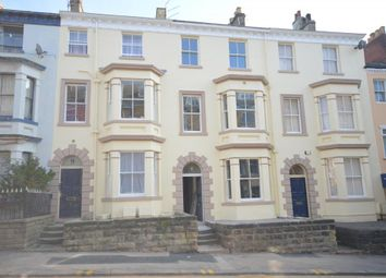 Thumbnail 1 bed flat to rent in Albemarle Crescent, Scarborough, North Yorkshire