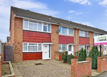 Thumbnail 3 bedroom end terrace house for sale in Bute Road, Wallington, Surrey