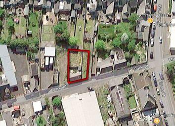 Thumbnail Land for sale in 3, Park Road, Saltcoats, North Ayrshire KA215Dh