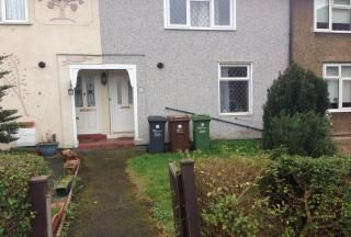Thumbnail 2 bed end terrace house to rent in Stamford Road, Dagenham