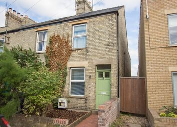 Thumbnail 3 bedroom end terrace house for sale in Greens Road, Cambridge