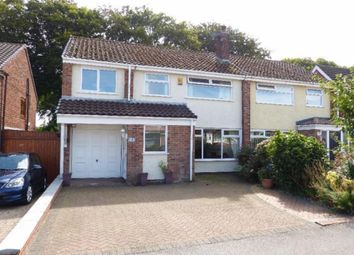 Thumbnail 4 bed semi-detached house to rent in Redgate, Ormskirk