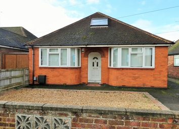 Thumbnail 4 bed detached bungalow to rent in Ashcroft Road, Luton