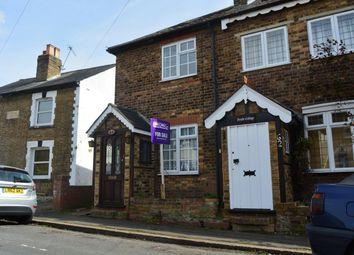 Thumbnail 2 bed cottage for sale in Montague Road, Uxbridge