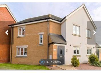 Thumbnail 3 bed semi-detached house to rent in Roman Road, Corby