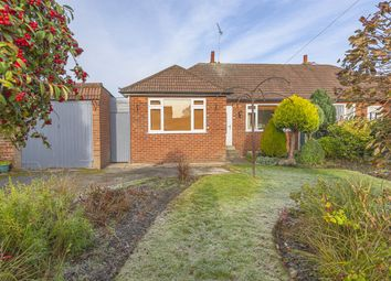 Thumbnail 3 bed semi-detached bungalow for sale in Lead Lane, Ripon
