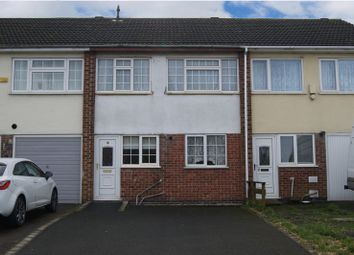 Thumbnail 3 bed terraced house for sale in Hatchets Lane, Newark