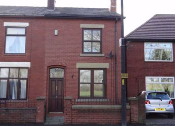 Thumbnail 2 bed end terrace house for sale in Wigan Road, Leigh