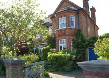 Thumbnail 4 bed detached house for sale in Priory Road, Hampton