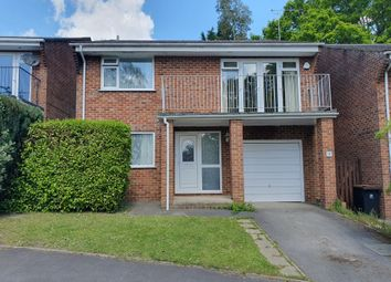 Thumbnail 3 bed detached house for sale in Saddle Close, Wimborne