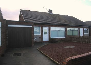 Thumbnail 2 bed semi-detached bungalow to rent in Hayton Road, North Shields
