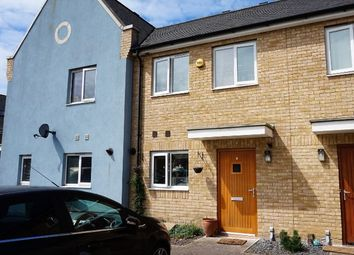 Thumbnail 2 bedroom terraced house for sale in Engledow Drive, Cambridge