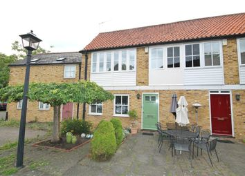 Thumbnail 2 bed end terrace house for sale in Masons Court, High Street, Ewell, Epsom