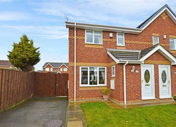 Thumbnail 3 bed semi-detached house for sale in Tansley Lane, Hornsea, East Yorkshire