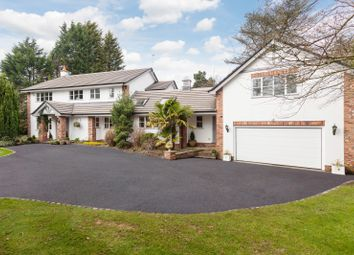 Thumbnail 5 bed detached house for sale in Fletsand Road, Wilmslow