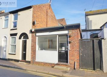 Thumbnail 1 bed terraced house for sale in Silkmill Road, Great Yarmouth