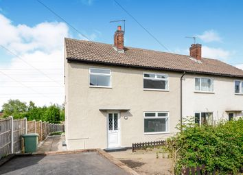 3 bed semi-detached house for sale in Somerset Drive, Brimington, Chesterfield S43