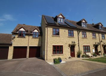 Thumbnail 4 bed end terrace house for sale in Woodmancote Vale, Woodmancote, Cheltenham, Gloucestershire