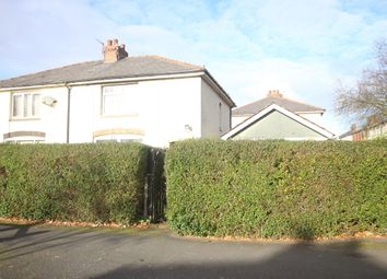 Thumbnail 2 bed semi-detached house for sale in Fishwick Parade, Preston