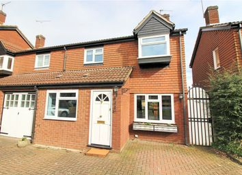 Thumbnail 3 bed semi-detached house to rent in Nash Close, Elstree, Hertfordshire
