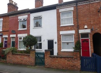 Thumbnail 3 bed terraced house to rent in Cambridge Street, Loughborough
