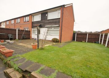 Thumbnail 3 bed end terrace house for sale in Needham Crescent, Prenton