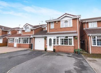 Thumbnail 3 bed detached house for sale in Lavender Walk, Evesham, Worcestershire, .