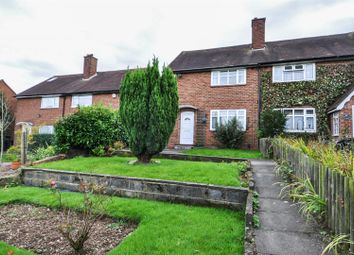 Thumbnail 2 bed semi-detached house to rent in Heronswood Road, Rednal, Birmingham