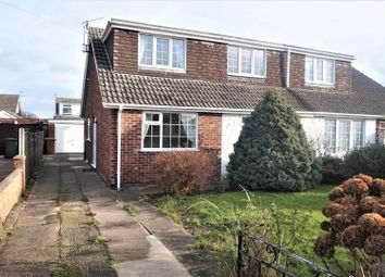 Thumbnail 4 bed semi-detached house for sale in Larmour Road, Grimsby