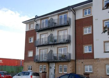 Thumbnail 2 bed flat to rent in Campbell Street, Greenock