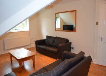 Thumbnail 5 bed flat to rent in Flat 4 George House, 36 Osborne Road, Jesmond