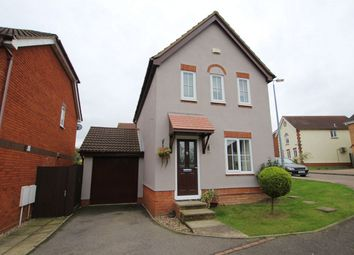 Thumbnail 3 bed detached house for sale in Bridport Way, Braintree, Essex