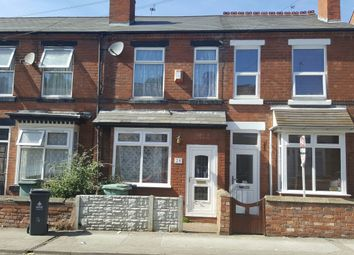 Thumbnail 3 bedroom terraced house to rent in Kingsley Street, Walsall, West Midlands