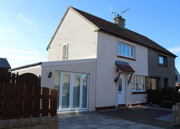 Thumbnail 2 bed semi-detached house for sale in 37 Queens Crescent, Portsoy