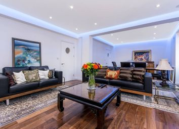 Thumbnail 3 bed flat for sale in Latymer Court, Brook Green