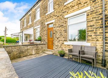 Thumbnail 2 bed terraced house for sale in Pinnar Lane, Southowram, Halifax