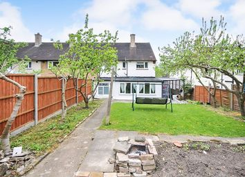 Thumbnail 3 bed terraced house for sale in Lyall Avenue, London