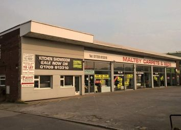 Thumbnail Restaurant/cafe to let in Former Showroom Premises, Rotherham Road, Maltby, Rotherham