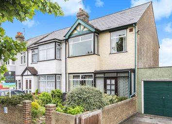 Thumbnail 3 bedroom end terrace house for sale in Smarts Road, Gravesend