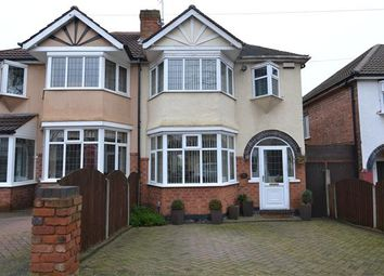 Thumbnail 3 bed semi-detached house for sale in Anstey Road, Great Barr, Birmingham