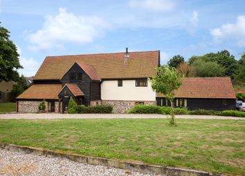 Thumbnail 5 bed barn conversion for sale in Chilton Street, Clare, Sudbury, Suffolk