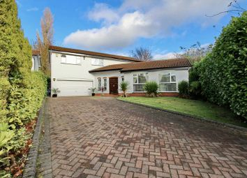 Thumbnail 4 bedroom detached house for sale in Wentworth Avenue, Whitefield, Manchester
