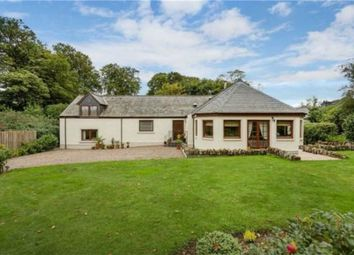 Thumbnail 6 bed detached house for sale in Nine Mile Burn, Penicuik, Midlothian