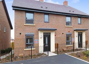 Thumbnail 3 bedroom semi-detached house to rent in Rees Way, Telford, Shropshire